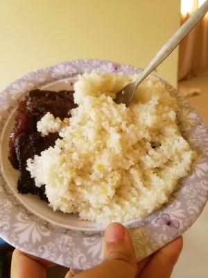 Beef Tapa ala Filipino