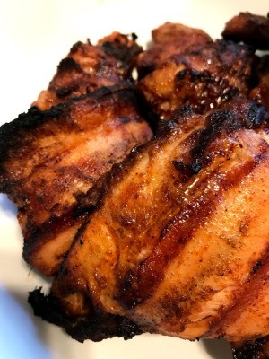 cooked Spice Rub Chicken