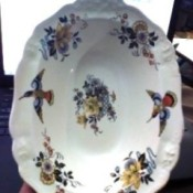 Value of Homer Laughlin Bowl