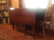 Value of Abernathy Furniture Company Table and Chairs
