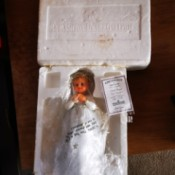 Value of a Ashton Drake Doll - doll still wrapped up in the box
