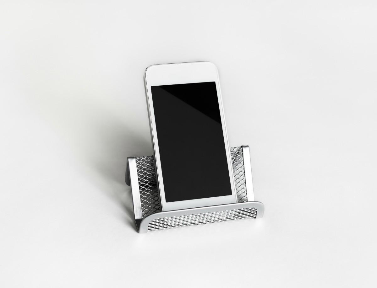 Diy Cell Phone Stands Thriftyfun