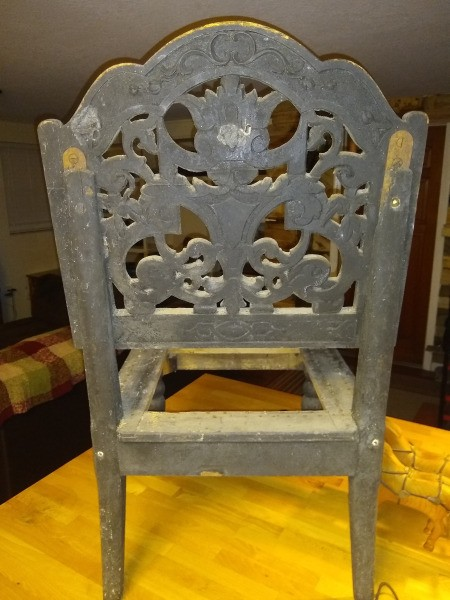 Identifying an Old Chair