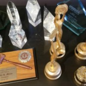 Donating Trophies - trophies