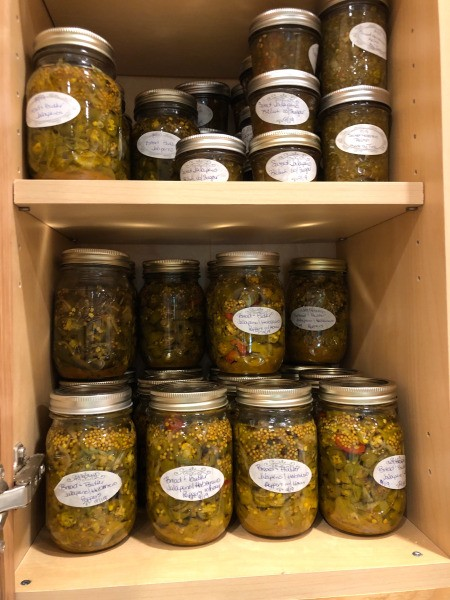 Name Ideas for a Homemade Condiments Business - canned foods on shelves