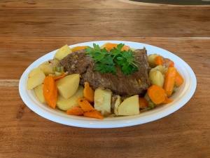 Pot Roast with veggies