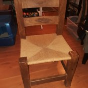 Identifying a Vintage Chair