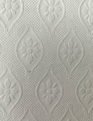Identifying and Finding Paintable Wallpaper - embossed wallpaper