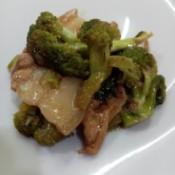 Pork Broccoli
