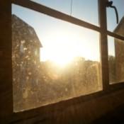 Hard Water Spots on Windows