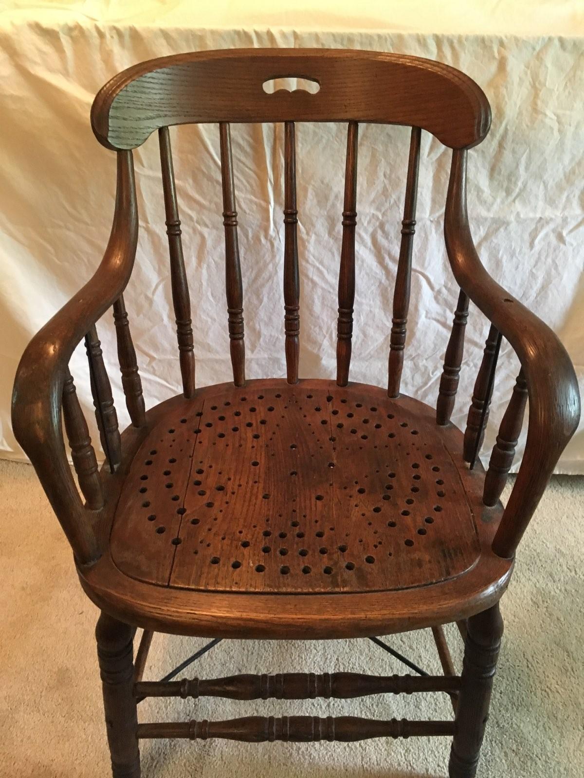 Identifying An Antique Chair Thriftyfun