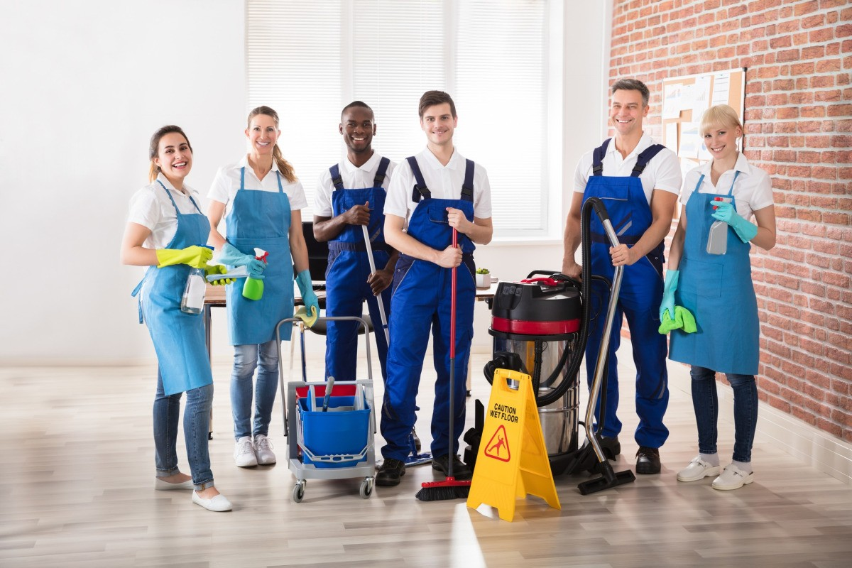 Name Ideas for a Cleaning Business   ThriftyFun