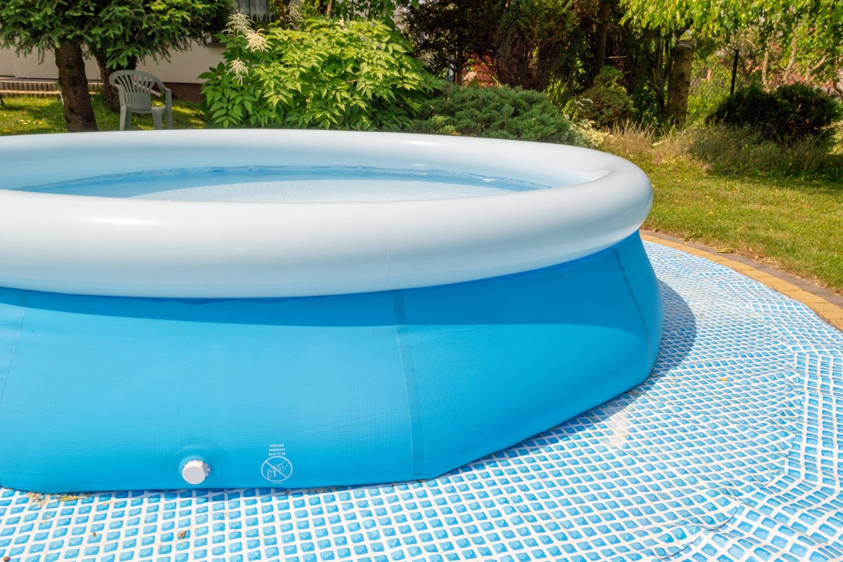 Cleaning an Above Ground Pool | ThriftyFun
