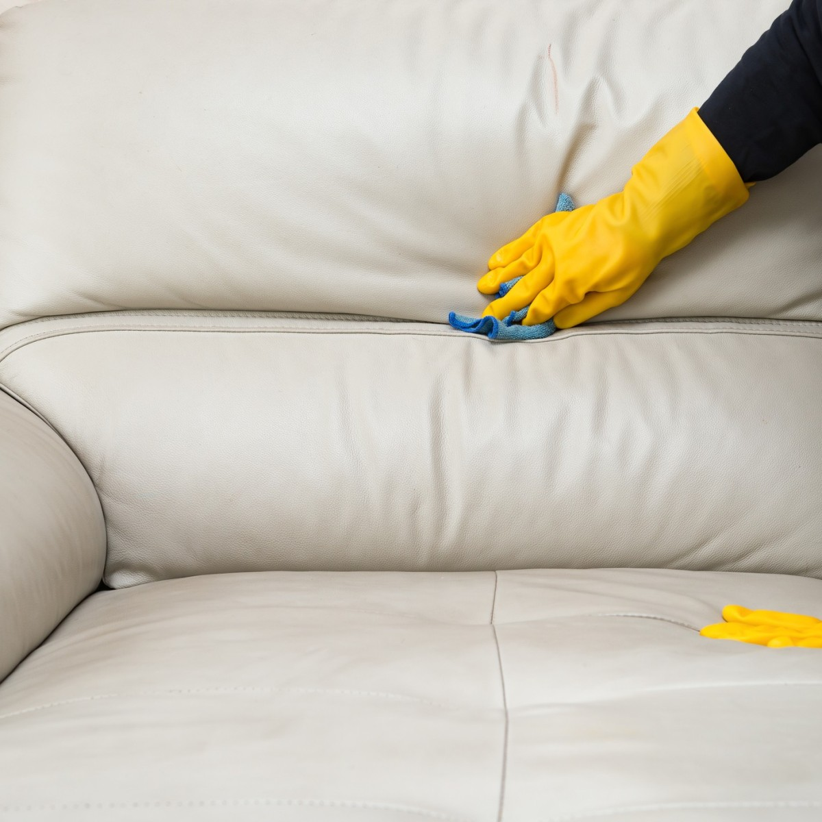 Cool Removing Dried Paint From A Leather Sofa Thriftyfun Pabps2019 Chair Design Images Pabps2019Com