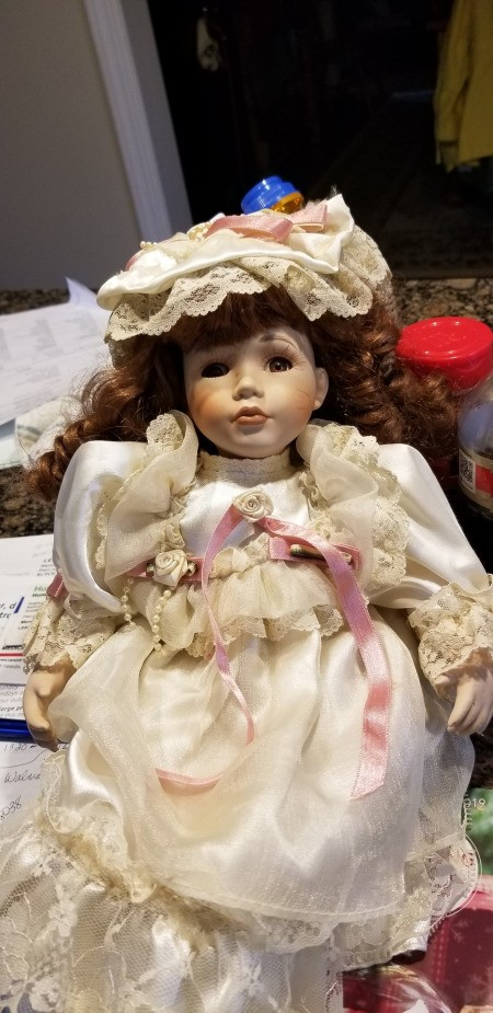 Value of a Goldenvale Collection Doll