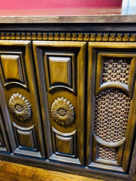 Value of a Vintage Console Stereo
