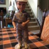 Identifying a Boots Tyler Doll - doll in old style uniform