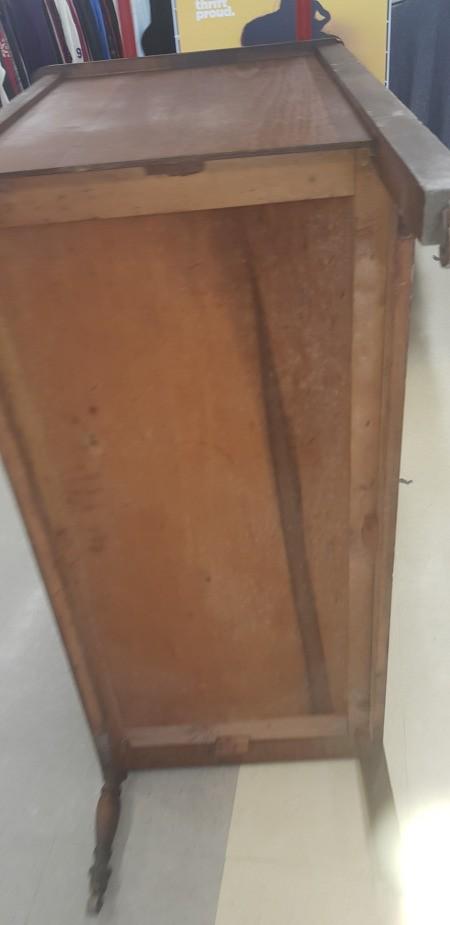 Value of a Vintage Dixie Dresser