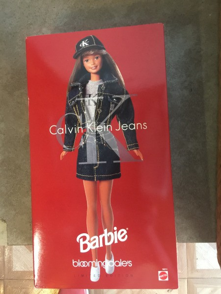 Value of a Mint Condition Barbie Doll Collection