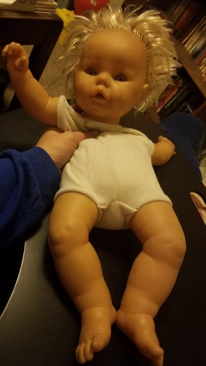 Identifying a Vintage Doll - baby doll