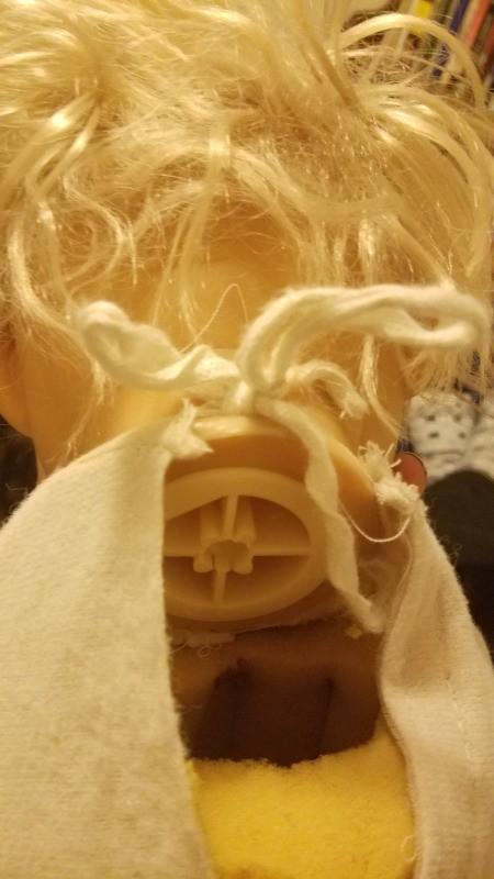 Identifying a Vintage Doll