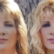 How Does Peroxide Lighten Your Hair? - side by side photo of woman with blonde hair