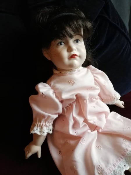 Value of a Reproduction Kammer & Reinhardt Porcelain Doll