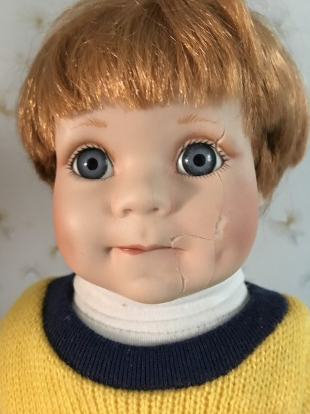 Finding a Replacement Elke Hutchens MBI Doll