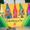 Colorful Box of Crayons Costume