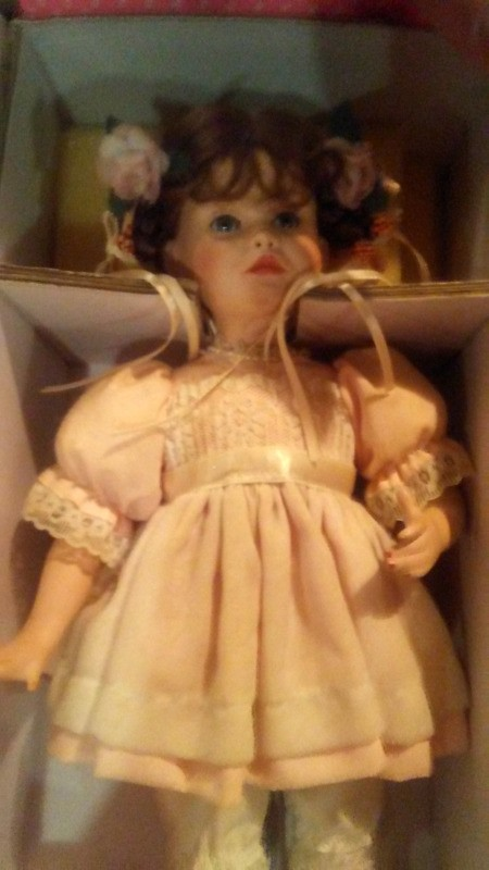 Value of Treasury Collection Premier Edition Doll - doll in a box