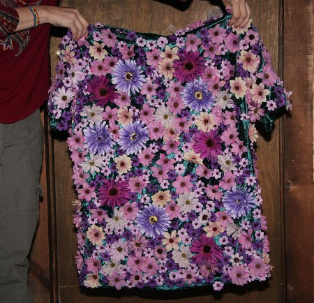 Enchanting Flower Fairies - purple fairy shirt