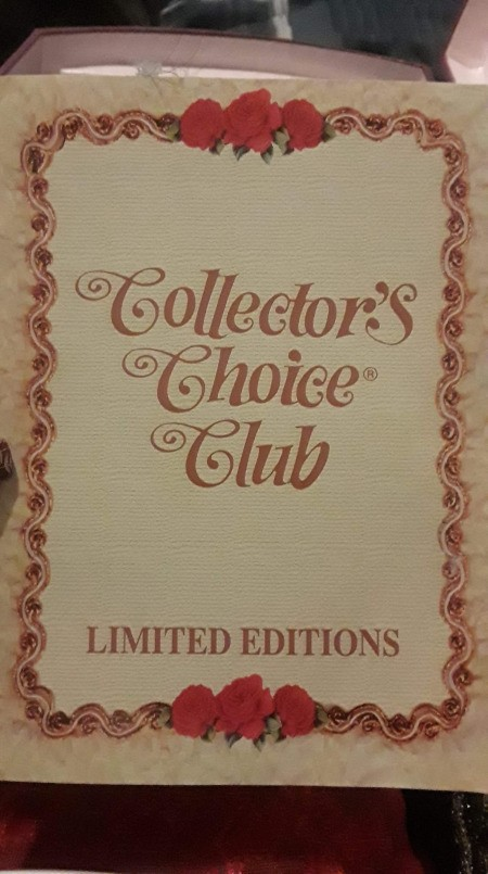 Value of a Collectors Choice Porcelain Doll