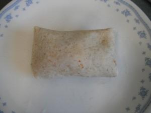 Avocado Breakfast Wrap