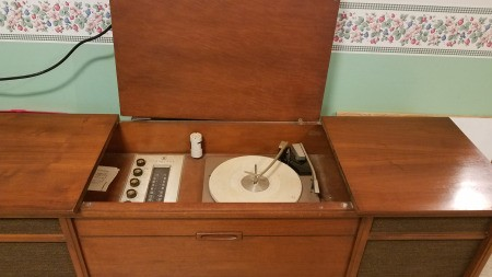 Value of a Vintage Trutone Stereo Console