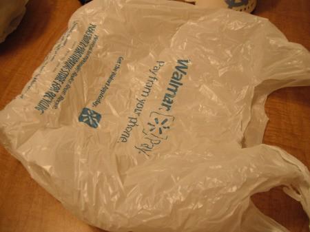 Folding Plastic Grocery Bags - plastic bag
