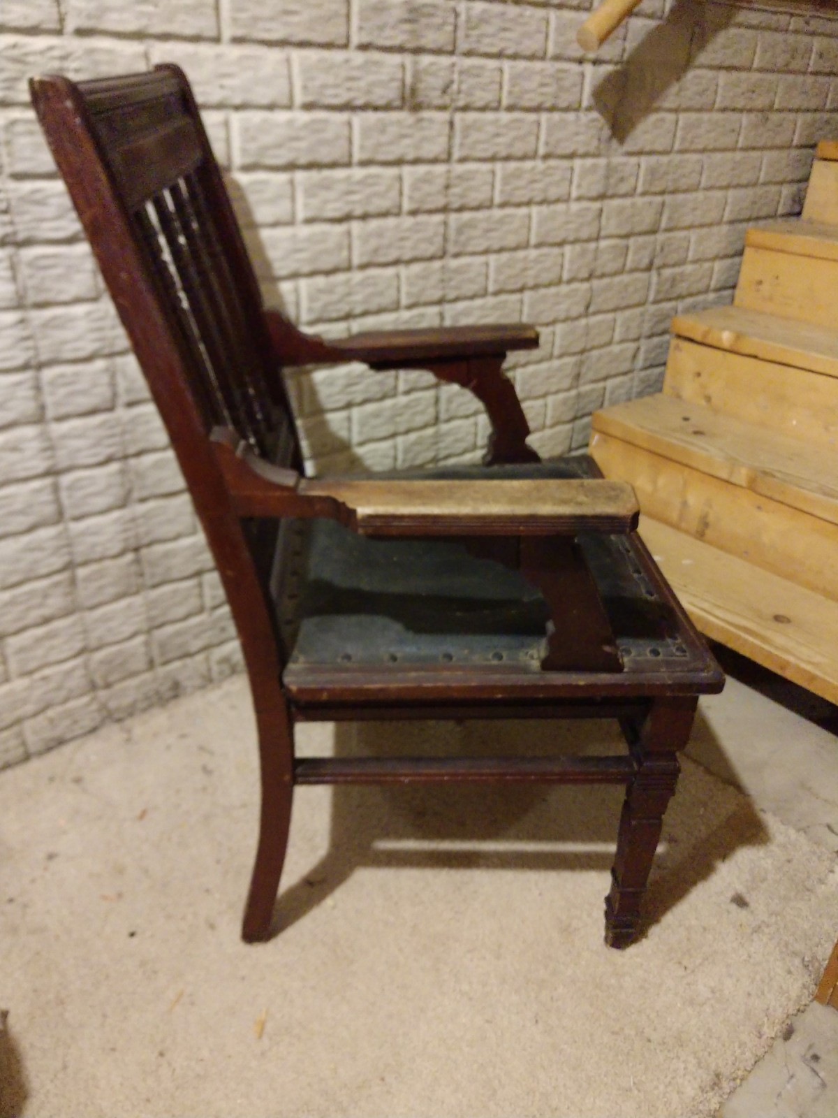 Pleasant Identifying Antique Chairs Thriftyfun Gmtry Best Dining Table And Chair Ideas Images Gmtryco