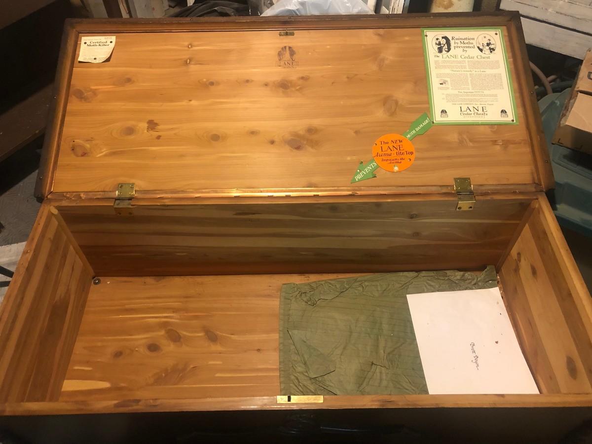 Value Of A Lane Cedar Chest Thriftyfun