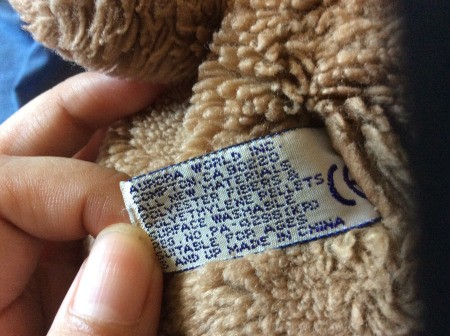 Identifying a Stuffed Toy