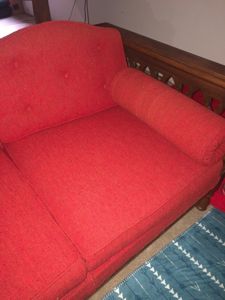 Value of a Conant Ball Couch