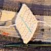 How to Crochet the Perfect Diamond Shape - Sandi's diamond