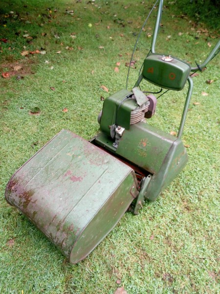 Value of a Vintage ACTO Mower
