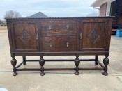Value of an Antique Sideboard