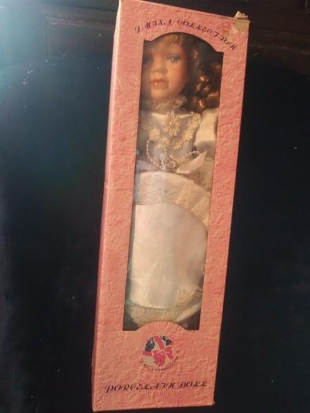 Value of a J. Misa Porcelain Doll