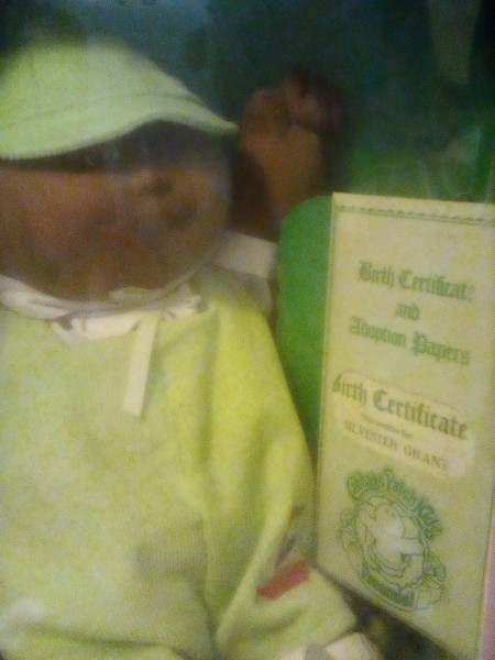 Value of Cabbage Patch Kid Dolls