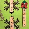 Scrabble Tile and Dollar Tree Ornaments - three more ornaments