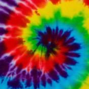 Tie Dye Swirl.
