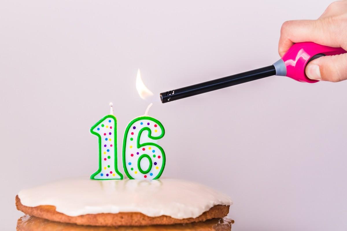 Stupendous 16Th Birthday Party Ideas For Boys Thriftyfun Funny Birthday Cards Online Benoljebrpdamsfinfo