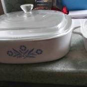 Value of Vintage CorningWare Casseroles