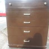 Value of a Vintage Bassett Basic Dresser - very plain dresser in OK condition
