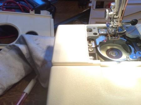 New Home Sewing Machine Won't Sew a Zig Zag Stitch